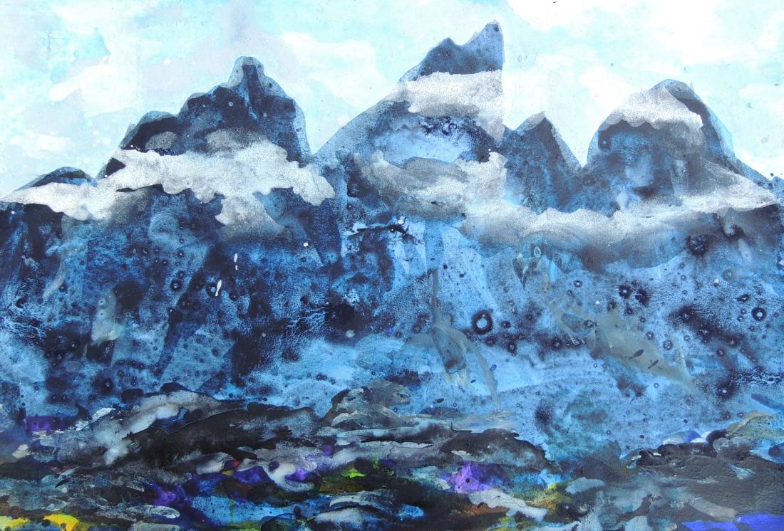 blauwe bergen canandanann