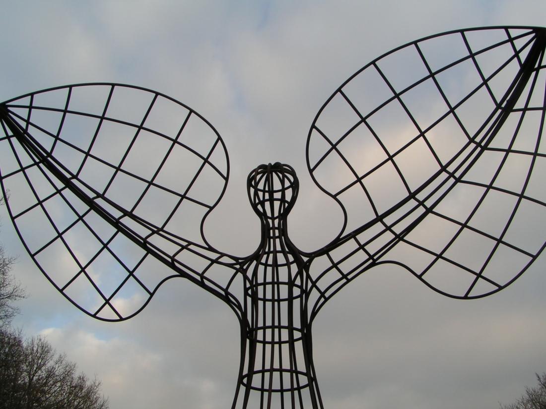 huub kortekaas - engel - museumpark orientalis